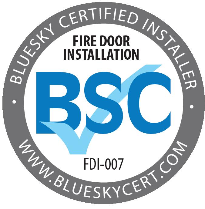 Certified fire door installers