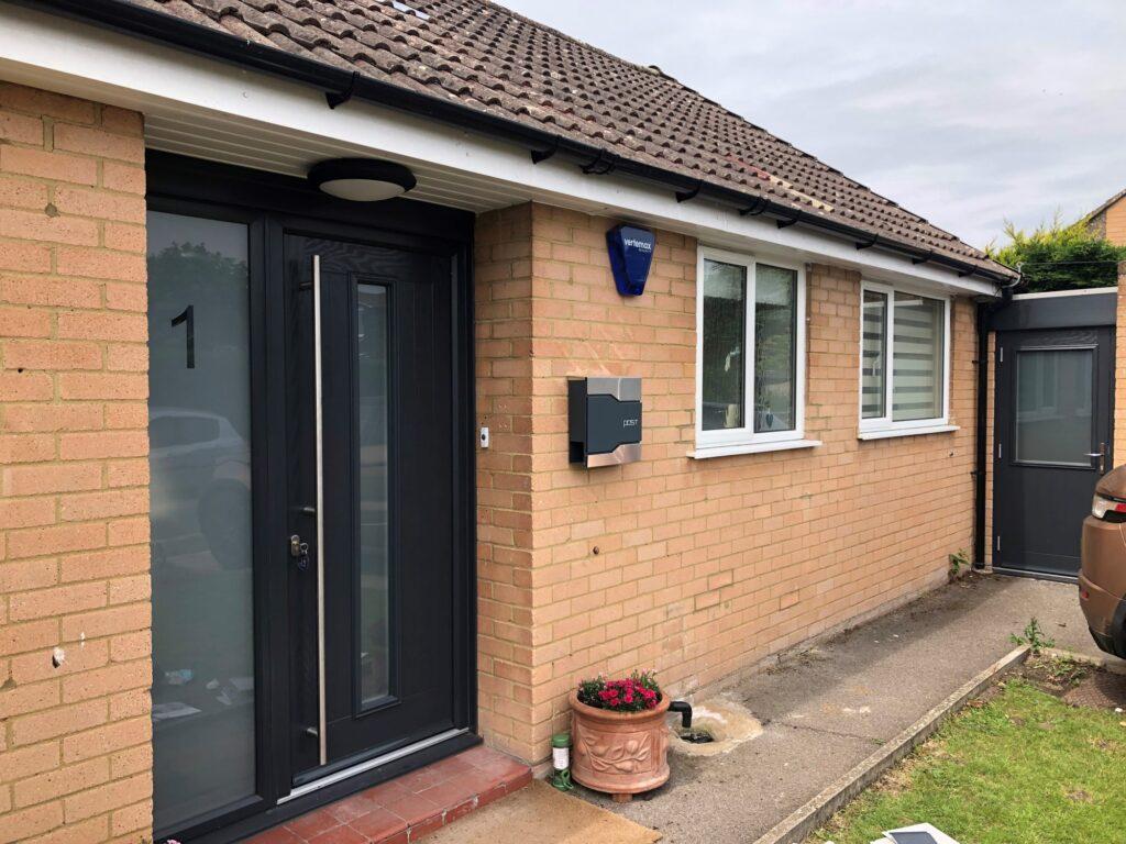 Installers of composite front doors